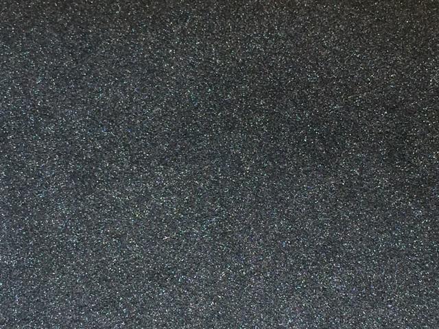 Sweet Poppy Stencil: Satin Glitters Gunmetal