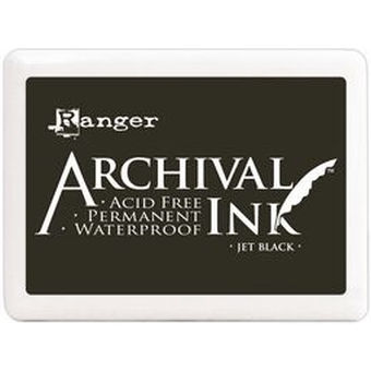 Ranger Ink: Archival Jet Black