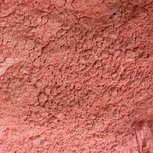 Sweet Poppy Stencil: Mica Powder Blush Pink