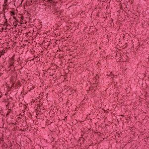 Sweet Poppy Stencil: Mica Powder Raspberry Crush