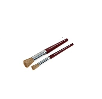 Stencil Brushes: 2 Pack