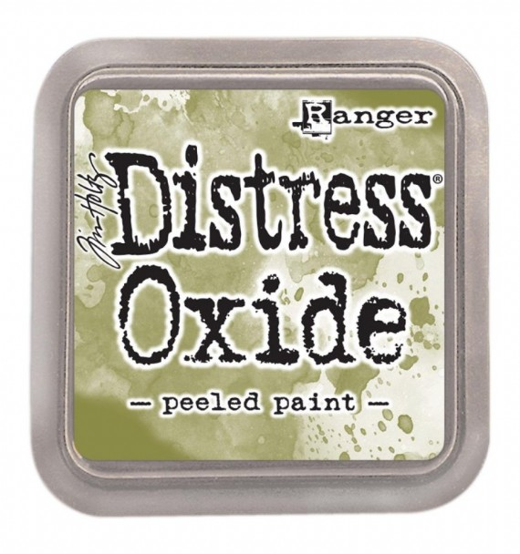 Distressed Oxide: Peeled Paint