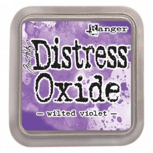 Distressed Oxide: Wilted Violet