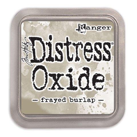 Distressed Oxide: Frayed Burlap