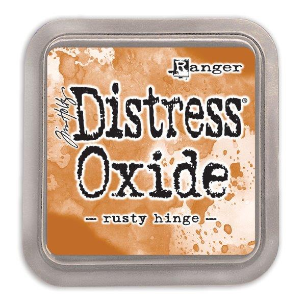 Distressed Oxide: Rusty Hinge
