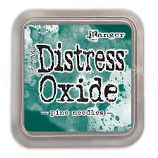 Distressed Oxide: Pine Needles