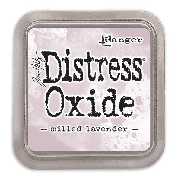 Distressed Oxide: Milled Lavender