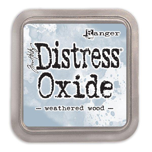 Distressed Oxide: Weathered Wood