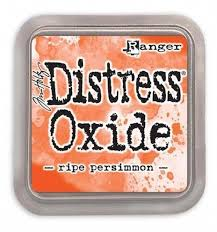 Distressed Oxide: Ripe Persimmon