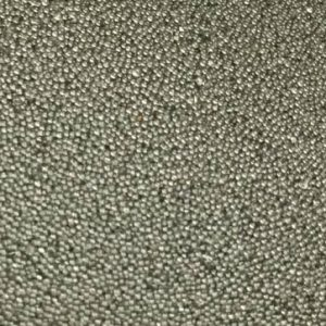Sweet Poppy Ultra Fine Glass Microbeads: Black
