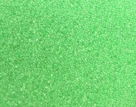 Sweet Poppy Ultra Fine Glass Microbeads: Green