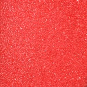 Sweet Poppy Ultra Fine Glass Microbeads: Watermelon