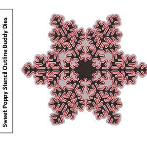 Snowflake buddy die
